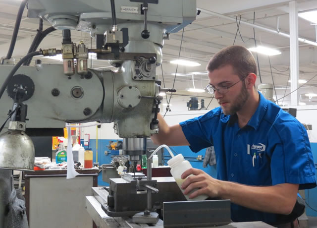 Careers Machinist Shop Personnel