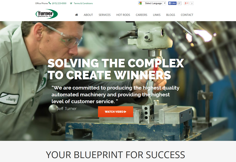 turner machine company