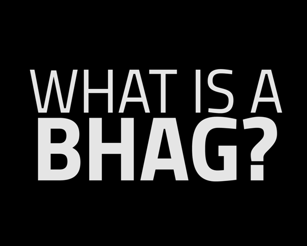 What is Turner's BHAG